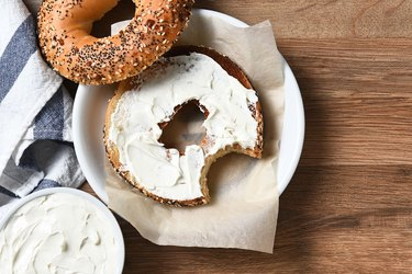Wheat is everywhere -- in cereal, bagels, pretzels, pancakes and more.