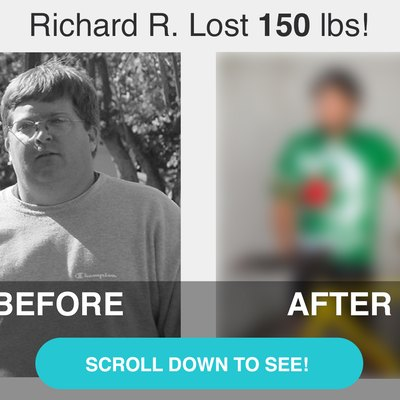 "Richard's ""before"" image."