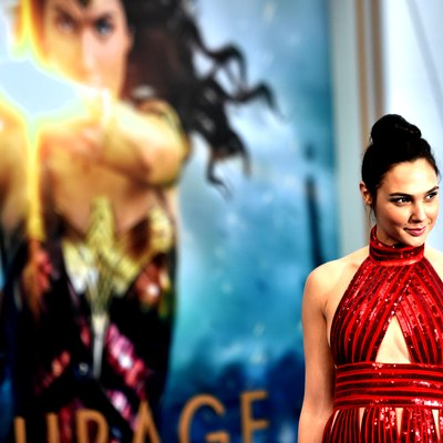 gal gadot at Premiere Of Warner Bros. Pictures' 'Wonder Woman' - Arrivals