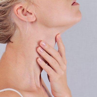 Woman esophagus muscle