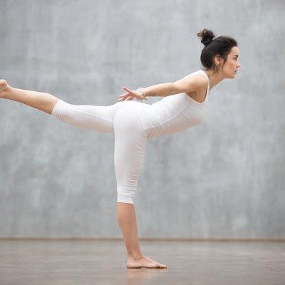 Beautiful Yoga: Virabhadrasana three pose