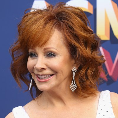 Reba McEntire a the 53rd Academy Of Country Music Awards