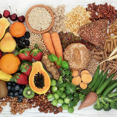 Food with High Fiber Content