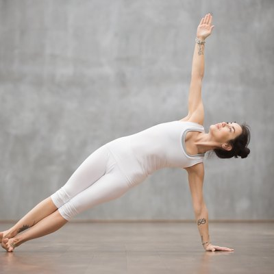 Beautiful Yoga: Side Plank posture