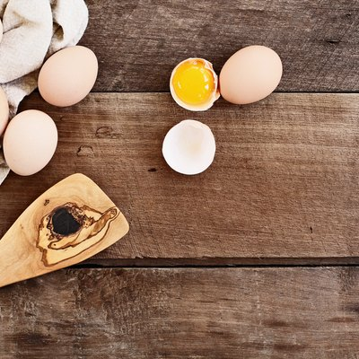 Fresh Organic Egg Yolk