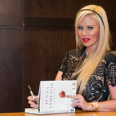 Jenna Jameson Book Signing For 'Sugar'