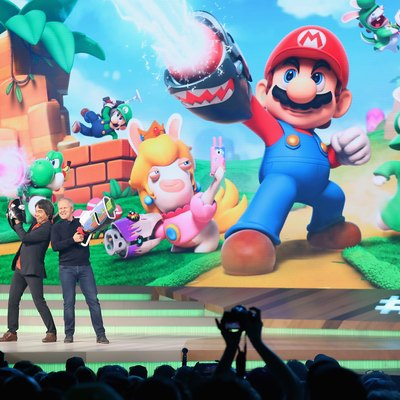 Ubisoft Debuts New Video Games At E3 Conference