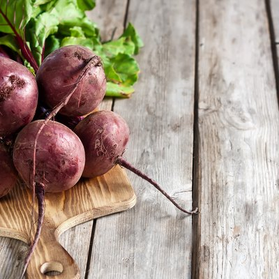 Beetroot background