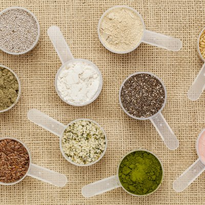 scoops of superfood