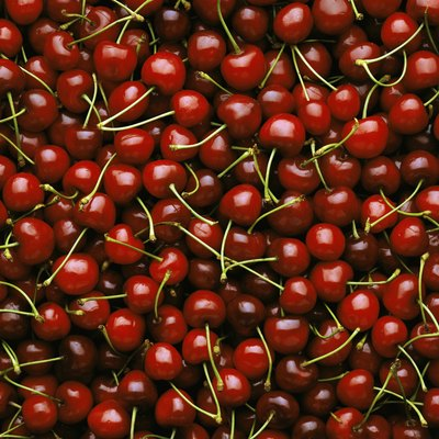 Close-up of cherries