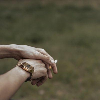 Casio and Cigarette