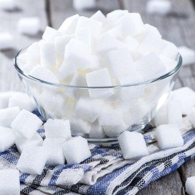 Sugar (close-up shot)