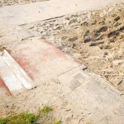 Long Jump sandbox
