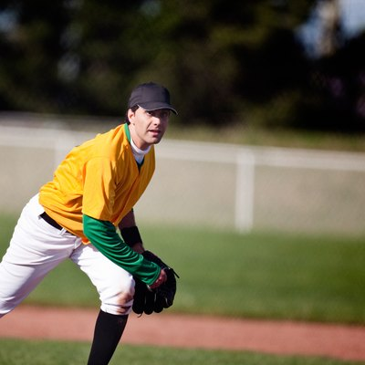 Baseball Pitcher