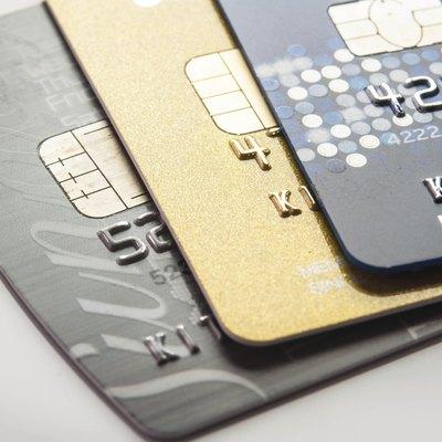 credit card lowkey shot.