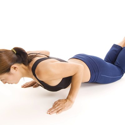 Close-grip Push-up 1
