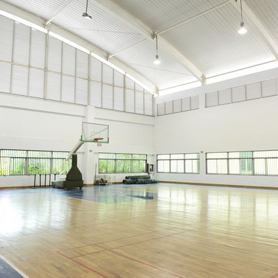 basketball court