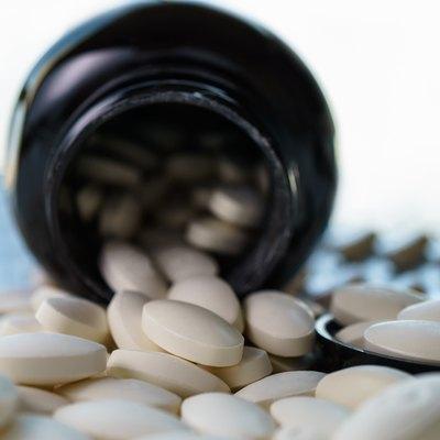 Heap of Pills from the bottle
