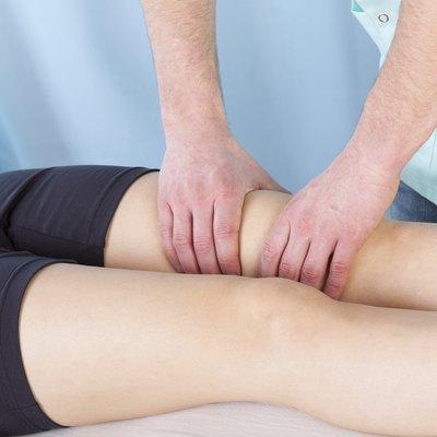 Therapeutic leg massage