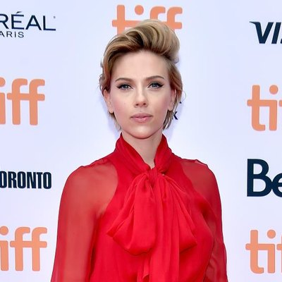 "TORONTO, ON - SEPTEMBER 11: Actress Scarlett Johansson attends the ""Sing"" premiere during the 2016 Toronto International Film Festival at Princess of Wales Theatre on September 11, 2016, in Toronto, Canada. (Photo by Mike Windle/Getty Images)"