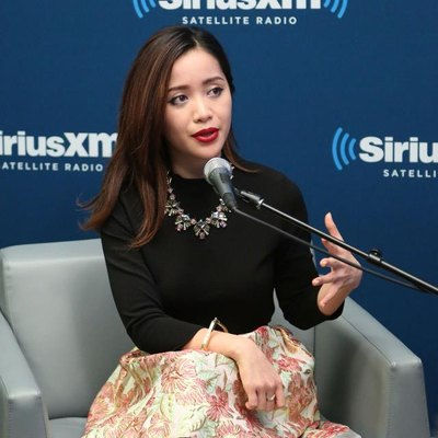 NEW YORK, NY - OCTOBER 21: YouTube personality Michelle Phan visits the SiriusXM Studios for the SiriusXM Leading Ladies series on October 21, 2014, in New York City. (Photo by Taylor Hill/Getty Images for SiriusXM)