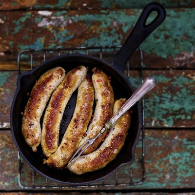 small sausages