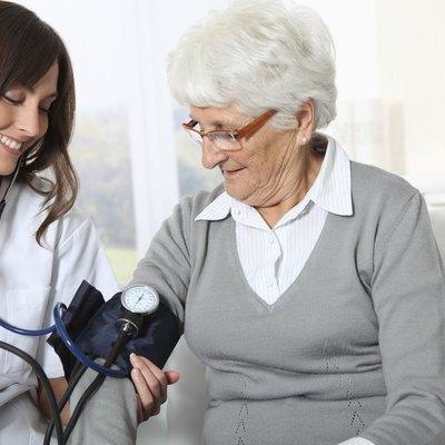 Elderly people healthcare