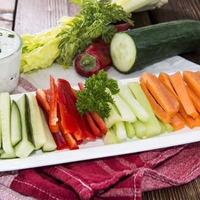 Fresh diet food