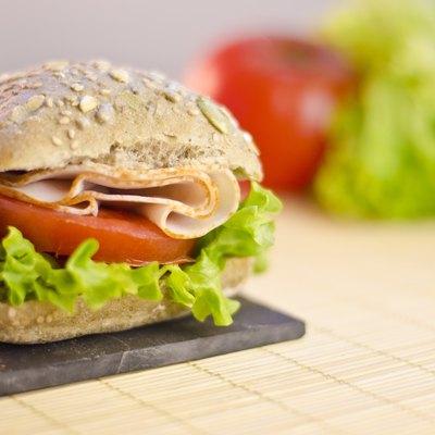 healty chicken sandwich