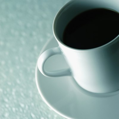 Close-up of a cup of coffee