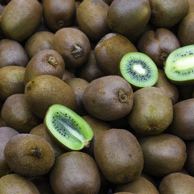 Fresh and delicious Kiwis