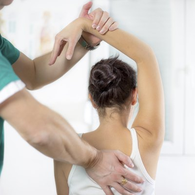 Physical Therapist Series: shoulder mobility