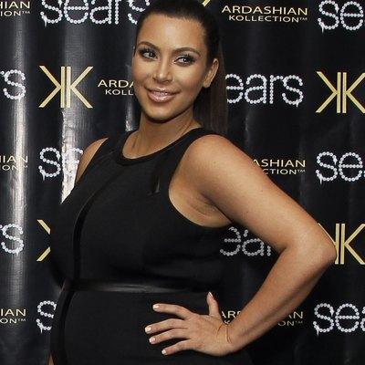 Kourtney Kardashian, Kim Kardashian And Khloe Kardashian Odom: Sears In-Store Appearance For Kardashian Kollection