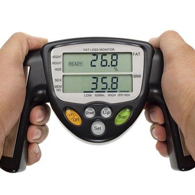 Body fat loss monitor