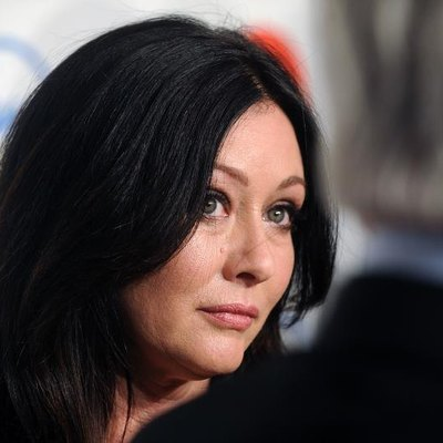 NEW YORK, NY - MAY 19: Actress Shannen Doherty attends 18th Annual Webby Awards on May 19, 2014 in New York, United States.  (Photo by Brad Barket/Getty Images)