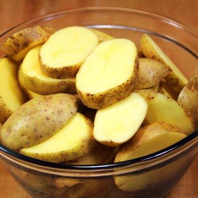 Yellow Potatoes