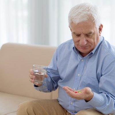 Pills for senior