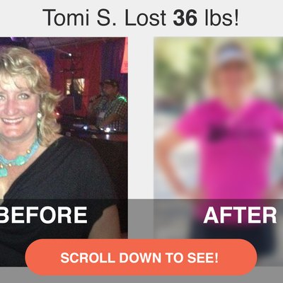 See Tomi's transformation!