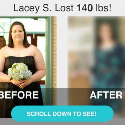Lacey's Before and After photos
