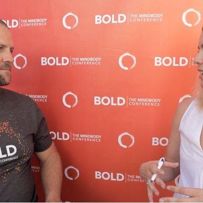 LIVESTRONG.COM senior editor Michelle Vartan interviews co-founder and CEO of MINDBODY Rick Stollmeyer.