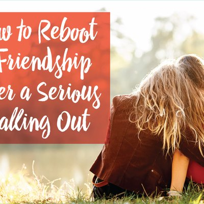 A friend breakup can be even harder than a romantic one.