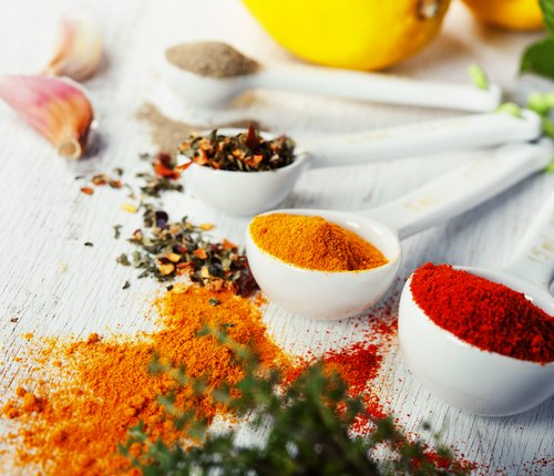 herbs and spices for digestion