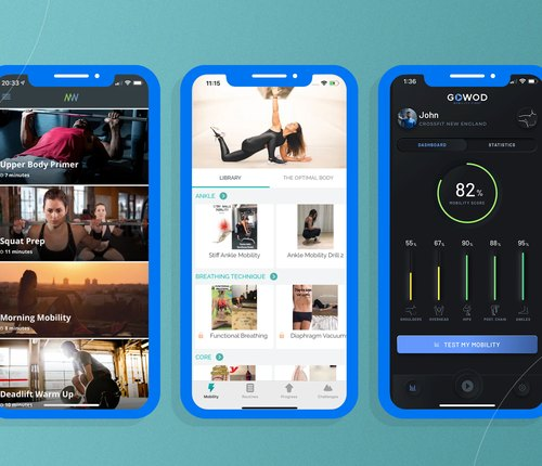 screenshot of best mobility apps