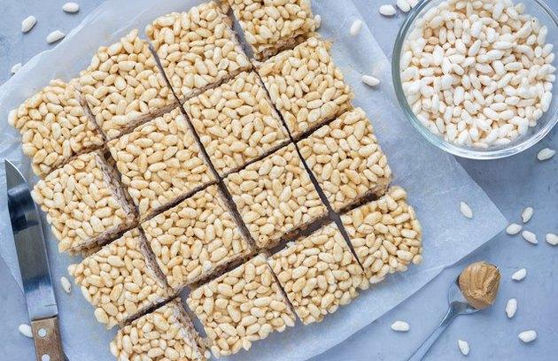 Gluten-Free Crispy Rice Treat Recipe