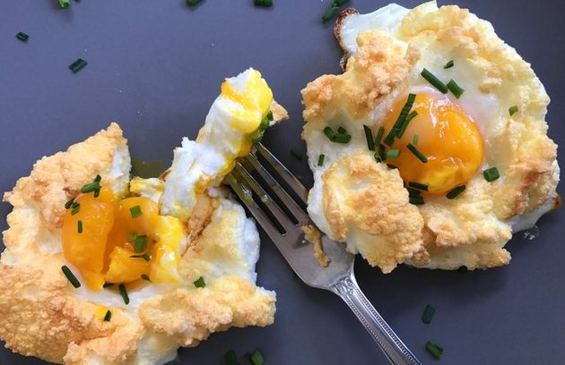 Cloud Eggs Egg Recipes