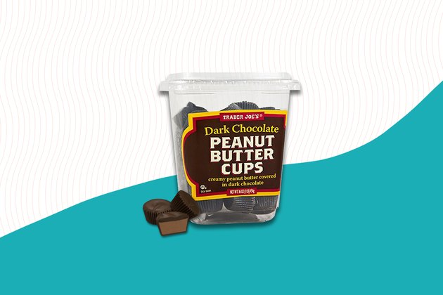 Trader Joe's Dark Chocolate Peanut Butter Cups