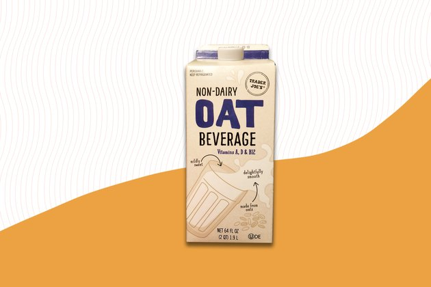 Trader Joe's Non-Dairy Oat Beverages