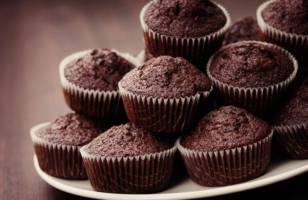 Gluten-Free Quinoa Chocolate Cupcakes