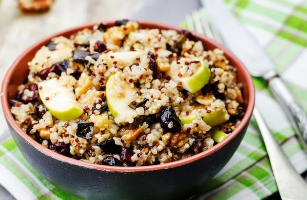 Quinoa breakfast recipes Quinoa Porridge
