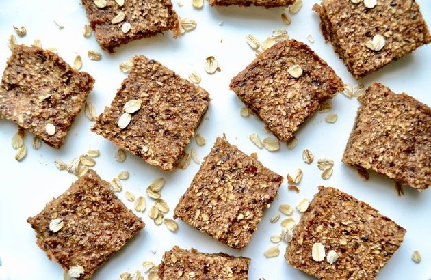 Banana Breakfast Bars Easy-to-Digest Breakfast Recipe